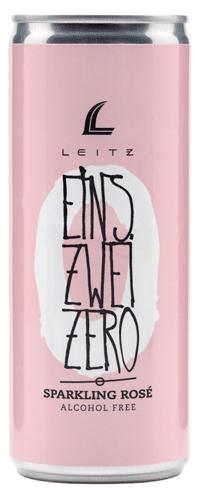 Leitz Eins Zwei Zero Sparkling Rosé