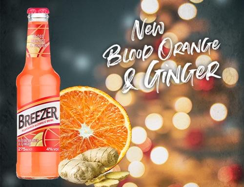 Breezer Blood Orange & Ginger