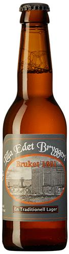Lilla Edet Bryggeri Bruket 1881