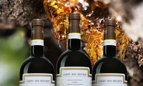 Vinet som smakar tallkåda – hyllas av experter