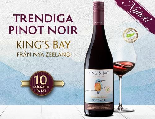King's Bay Pinot Noir