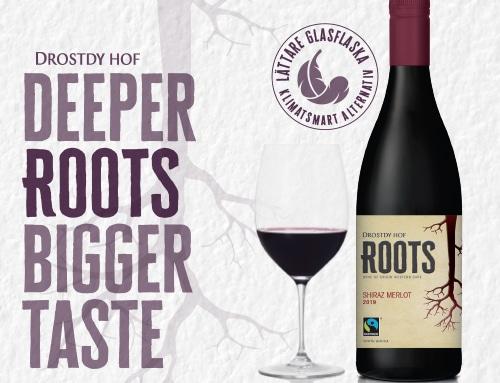 Roots Drostdy-Hof Shiraz Merlot