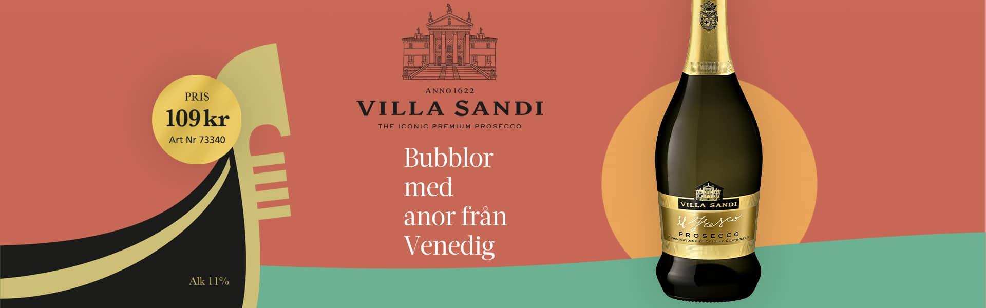 Villa Sandi Il Fresco Prosecco