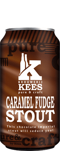 Kees Caramel Fudge