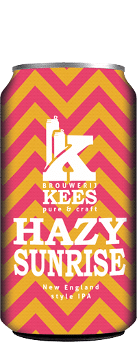 Kees Hazy Sunrise New England IPA