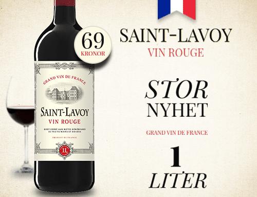 Saint-Lavoy Vin Rouge