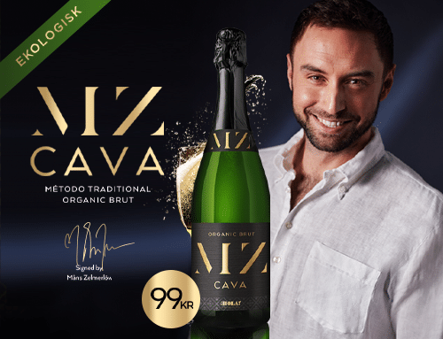 Hola MZ Cava by Måns Zelmerlöw