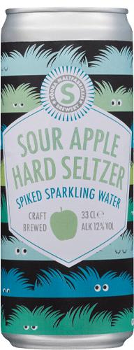 Södra Sour Apple Hard Seltzer