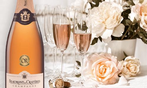 """Vårnyheten: """"En fulländad roséchampagne"""""""