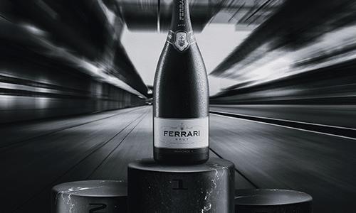 Ferrari slår ut champagne som segerbubbel i F1