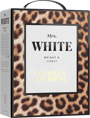 Mrs White by Camilla Läckberg
