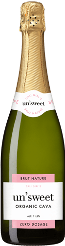 un'sweet Brut Nature Organic