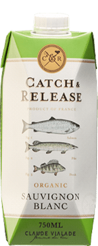 Catch & Release Sauvignon Blanc Organic