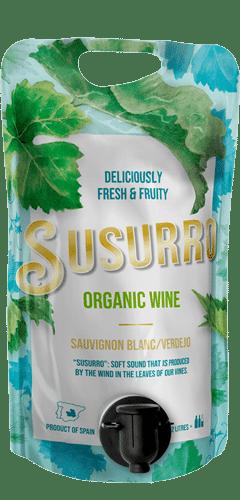 Susurro Sauvignon Blanc Verdejo