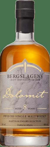 Bergslagens Dolomit Swedish Single Malt Whisky
