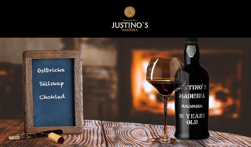 Justino's Madeira Malvasia 10 Years
